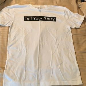 Tell Your Story T-shirt